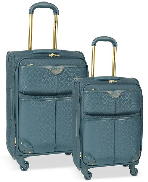 0faa9f7a3 Nine West CLOSEOUT! Kaley Spinner Luggage Collection, Created for Macy's