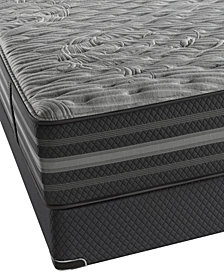 "Beautyrest Black Lydia 15"" Extra Firm Mattress Set- Queen"