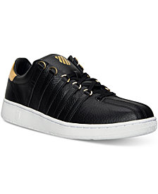 K-Swiss Men's Classic 96 Monochrome Casual Sneakers from Finish Line