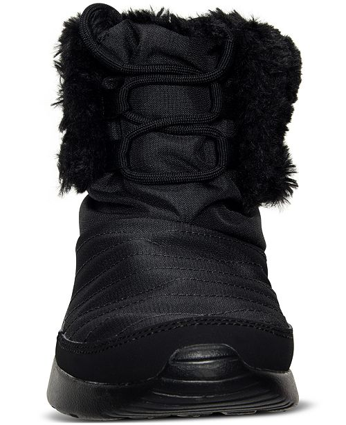 bc7c28d87fe Nike Women's Kaishi Winter High Sneakerboots from Finish Line ...