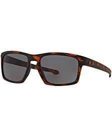 Sunglasses, OAKLEY OO9262 SLIVER