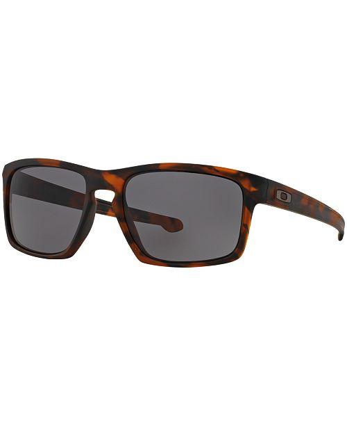Oakley Sunglasses, OAKLEY OO9262 SLIVER