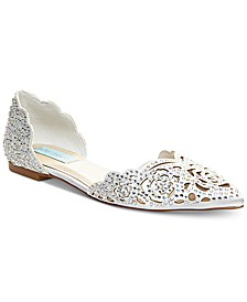 Lucy Embellished Flats