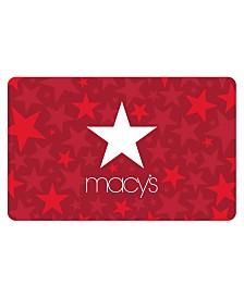 Macy's Star E-Gift Card