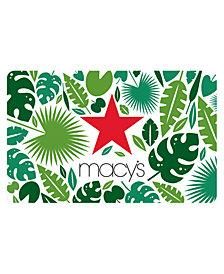 Macy's Spring Fashion E-Gift Card