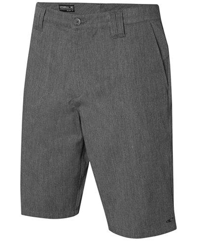 O'Neill Men's Contact Twill Chino Shorts - Shorts - Men - Macy's