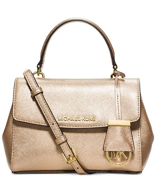 526cfb7541370 Michael Kors Ava Mini Crossbody   Reviews - Handbags ...