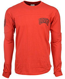 Royce Apparel Inc Women's Long-Sleeve UNLV Runnin' Rebels Rah Rah Sweeper T-Shirt