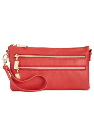 Image of Style & Co Mini Convertible Wristlet Crossbody, Only at Macy's