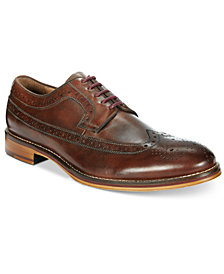 Johnston & Murphy Men's Conard Wing Tip Oxford