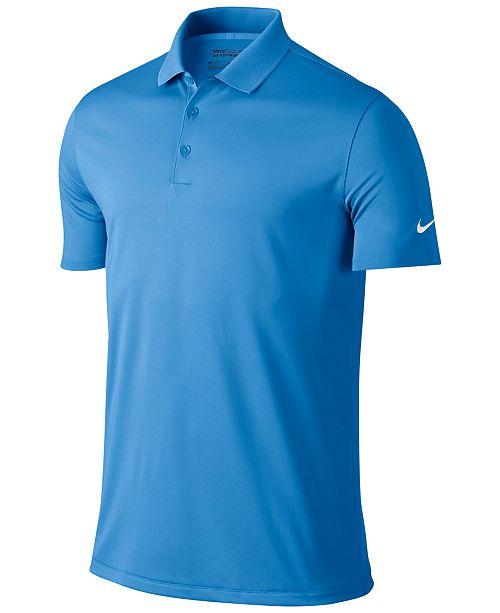 c5737b1b Nike Men's Victory Dri-FIT Golf Polo & Reviews - Polos - Men - Macy's