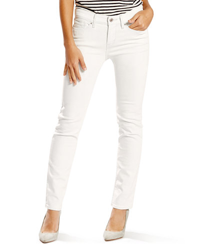 Levi's® 712 Slim-Fit Jeans - Juniors Jeans - Macy's