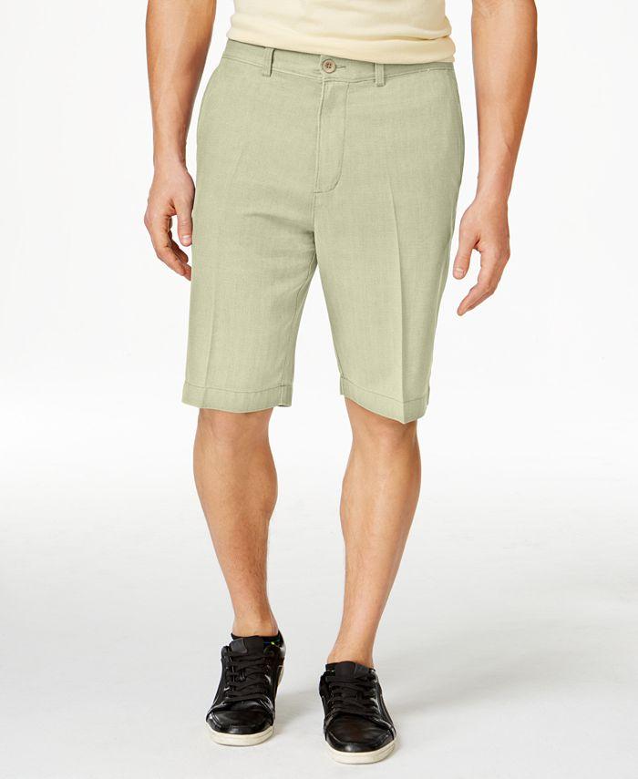 Tommy Bahama - Men's Havana Herringbone Shorts