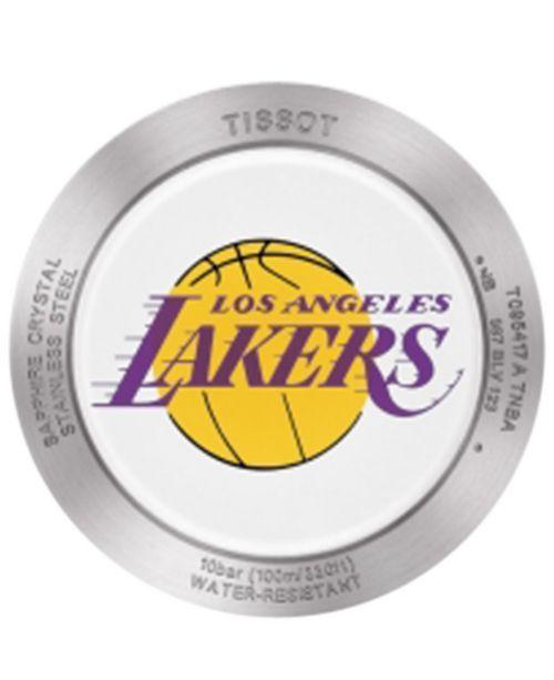 Christmas Tree Lane Los Angeles: Tissot Unisex Swiss Chronograph Los Angeles Lakers