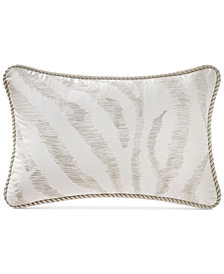 """Waterford Marcello 12"""" x 18"""" Decorative Pillow"""