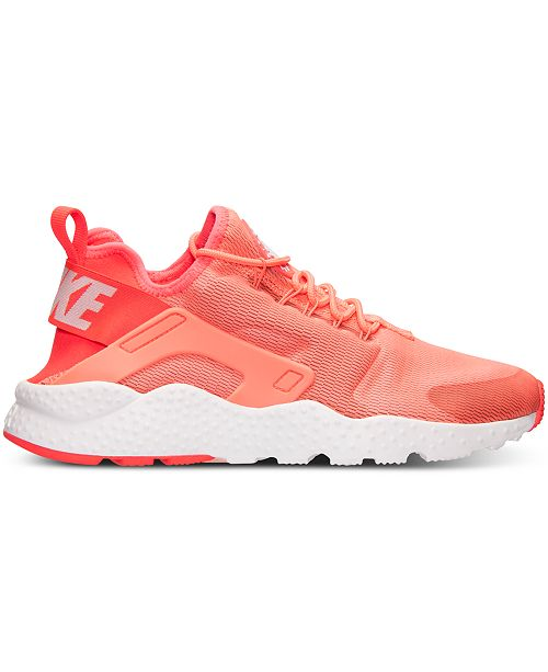 3c38b20f59 discount code for nike womens air huarache run ultra running sneakers from  finish line finish line