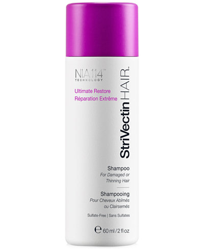 StriVectin Hair Ultimate Restore Shampoo, 2 oz