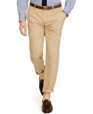 Polo Ralph Lauren Men's Classic-Fit Performance Chino Pants