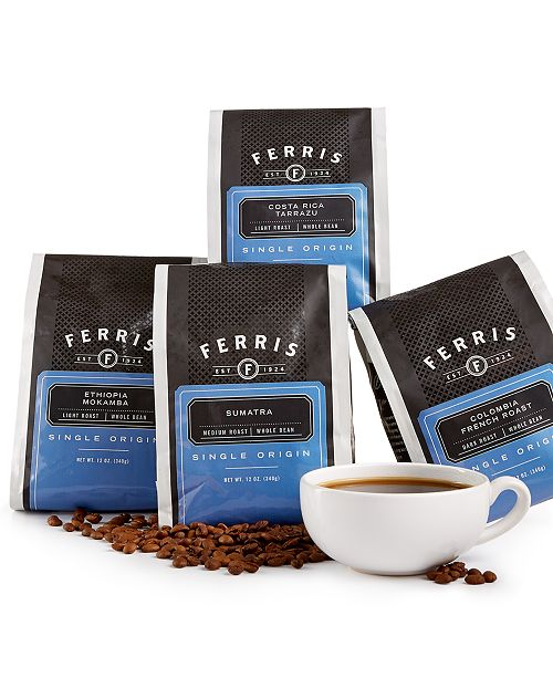 Ferris Coffee Ferris Freshly Roasted Ground Coffee Collection