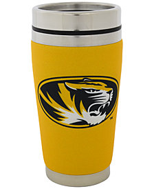 Hunter Manufacturing Missouri Tigers 16 oz. Stainless Steel Travel Tumbler