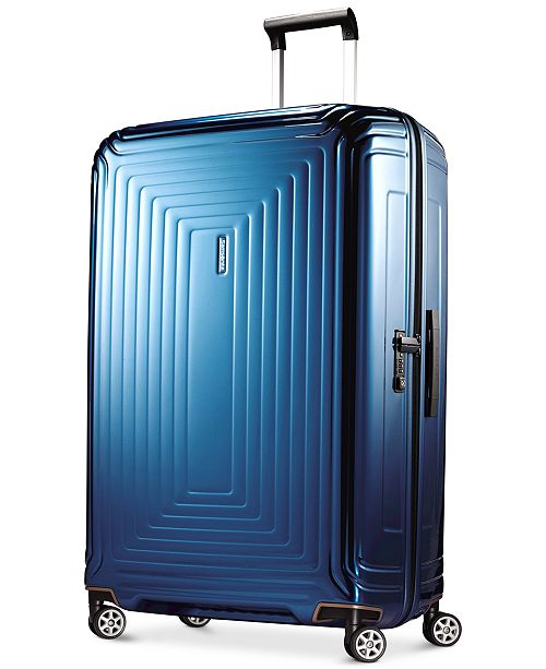 """Samsonite Neopulse 30"""" Hardside Spinner Suitcase"""