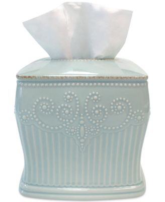 French Perle Groove Tissue Holder