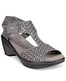 JBU by Jambu Womens Chloe Wedge Sandals Womens Shoes