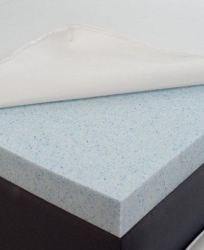 Closeout Authentic Comfort 2 Biofresh Gel Memory Foam