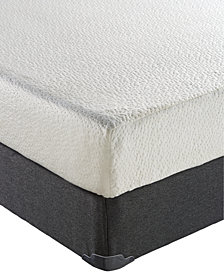 "Sleep Trends Ladan Twin XL 8"" Cool Gel Memory Foam Mattress"
