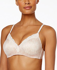 Comfort Devotion Demi Coverage Wireless Lift Bra 9456