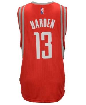 adidas Men's James Harden Houston Rocket Swingman Jersey