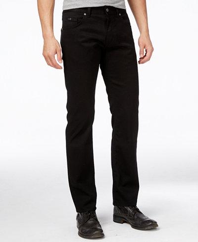 Boss Hugo Boss Men's Maine Black Wash Jeans