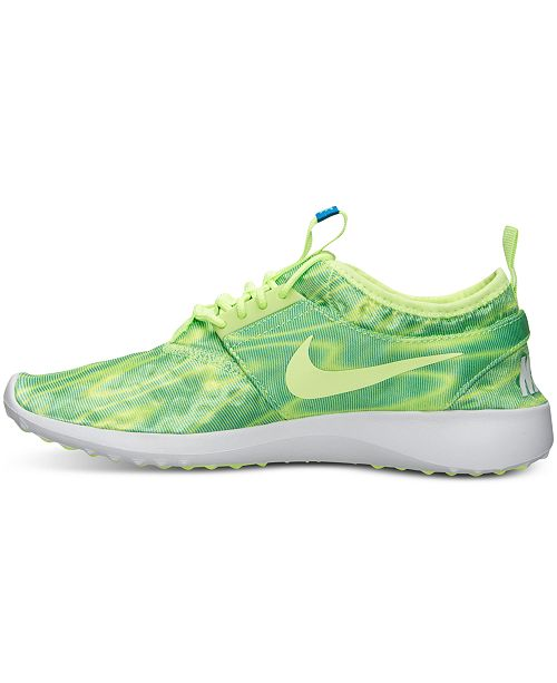 check out 010db c1014 ... Nike Women s Juvenate Print Casual Sneakers from Finish ...