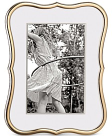 """new york Crown Point Gold 4"""" x 6"""" Frame"""