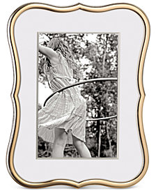 "kate spade new york Crown Point Gold 4"" x 6"" Frame"