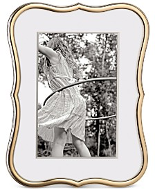 kate spade new york crown point gold 4 x 6 frame