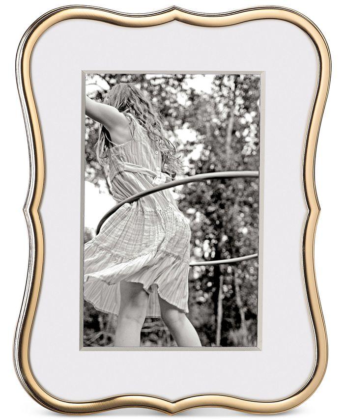 "Kate Spade - Crown Point Gold 4"" x 6"" Frame"