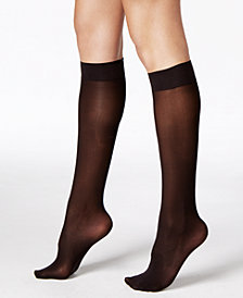HUE® Women's Revitalizing Tall Knee High Socks