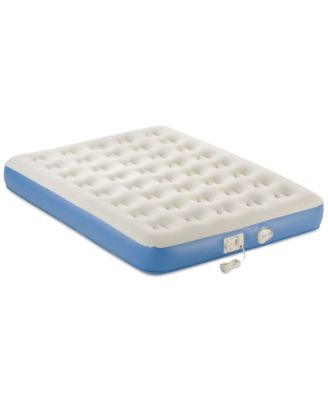 Full Air Mattress With Built-In Pump
