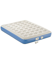 Aerobed Full Air Mattress With Built-In Pump