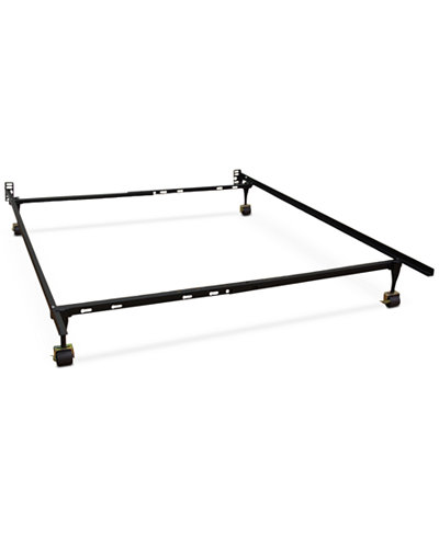 sleep trends hercules standard adjustable metal bed frame quick ship only at macys