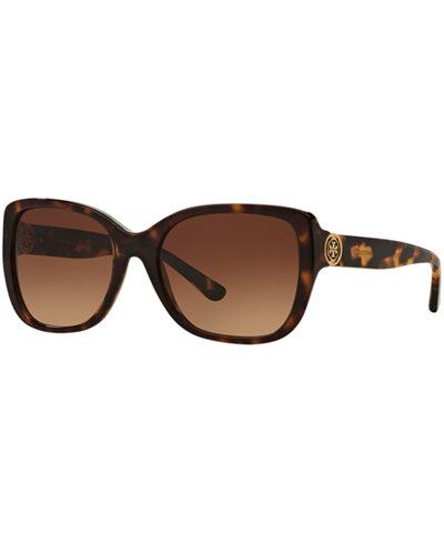 f73fa519c7 Tory Burch Sunglasses For Women - Macy s