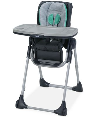 Graco Baby Swift Fold LX Basin Highchair