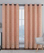 """Victoria Classics Utopia Jacquard 54"""" X 84"""" Panel Pair"""