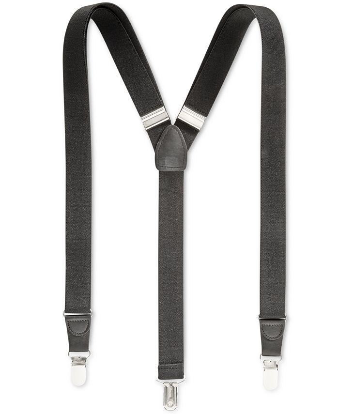 Club Room - Men's Suspenders