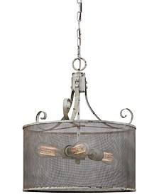 Pontoise 3 Light Pendant
