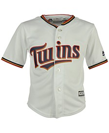 Toddlers' Minnesota Twins Replica Cool Base Jersey