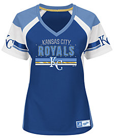 Majestic Women's Kansas City Royals Draft Me T-Shirt