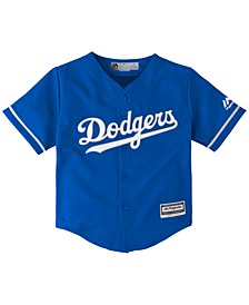 Toddlers' Los Angeles Dodgers Replica Cool Base Jersey
