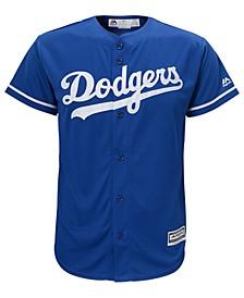 MLB Los Angeles Dodgers Cool Base Jersey, Little Boys (4-7)